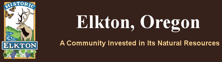 City of Elkton – Elkton, Oregon